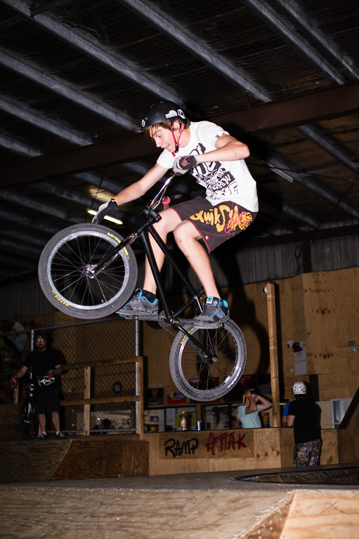"""Kyle Rolands - ExpressiveBikes - Inspired Trials Expression Weekend 2012; Geebung, Brisbane, Queensland, Australia; 01 September 2012. Camera 1, Photos by Des Thureson - <a href=""""http://disci.smugmug.com"""">http://disci.smugmug.com</a>.  - Unedited Image. - The images in this gallery have not been edited / cropped. If you order a print, these images will be edited / corrected / cropped before being printed. (If you wish to purchase a download, you can either:  1. Purchase the image 'as is', or 2. Email me and ask me to edit the image prior to your purchase.) Des."""