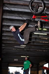 Adrian Turmine - ExpressiveBikes - Inspired Trials Expression Weekend 2012; Geebung, Brisbane, Queensland, Australia; 01 September 2012. Camera 1, Photos by Des Thureson - http://disci.smugmug.com.  - Unedited Image.