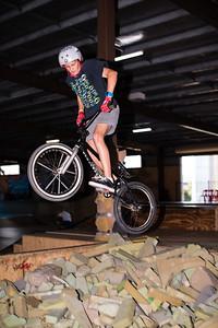 Lewis Menzani - ExpressiveBikes - Inspired Trials Expression Weekend 2012; Geebung, Brisbane, Queensland, Australia; 01 September 2012. Camera 1, Photos by Des Thureson - http://disci.smugmug.com.  - Unedited Image.