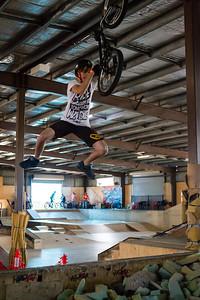 Kyle Rolands - ExpressiveBikes - Inspired Trials Expression Weekend 2012; Geebung, Brisbane, Queensland, Australia; 01 September 2012. Camera 2, Photos by Des Thureson - http://disci.smugmug.com.