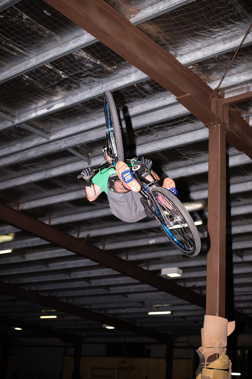 """Allan Phillipson - ExpressiveBikes - Inspired Trials Expression Weekend 2012; Geebung, Brisbane, Queensland, Australia; 01 September 2012. Camera 1, Photos by Des Thureson - <a href=""""http://disci.smugmug.com"""">http://disci.smugmug.com</a>.  - Unedited Image. - The images in this gallery have not been edited / cropped. If you order a print, these images will be edited / corrected / cropped before being printed. (If you wish to purchase a download, you can either:  1. Purchase the image 'as is', or 2. Email me and ask me to edit the image prior to your purchase.) Des."""