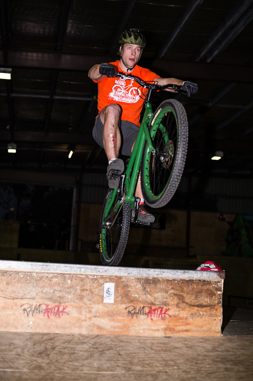 """Lewis Greenhalgh - ExpressiveBikes - Inspired Trials Expression Weekend 2012; Geebung, Brisbane, Queensland, Australia; 01 September 2012. Camera 1, Photos by Des Thureson - <a href=""""http://disci.smugmug.com"""">http://disci.smugmug.com</a>.  - Unedited Image. - The images in this gallery have not been edited / cropped. If you order a print, these images will be edited / corrected / cropped before being printed. (If you wish to purchase a download, you can either:  1. Purchase the image 'as is', or 2. Email me and ask me to edit the image prior to your purchase.) Des."""