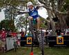 Borys Zagrocki - 2011 Expressivebikes.com Bike Trials Demo Team at the Noosa Triathlon Multi Sport Festival Expo, Noosa Heads, Sunshine Coast, Queensland, Australia; 29 October 2011.