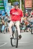 "Alternate Processing: ""Dave Hill Temp"" - Tony Leyland - ExpressiveBikes Bike Trials Demo Team - Super Saturday at the Noosa Triathlon Multi Sport Festival, Noosa Heads, Sunshine Coast, Queensland, Australia; 29 October 2011."