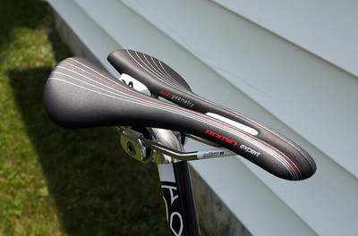 New roadie seat, Specialized Romin.