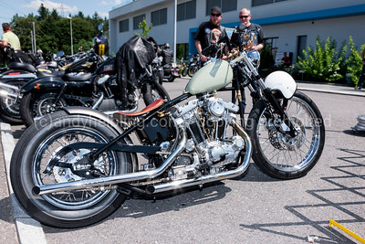 Ace Cafe Harley Meet