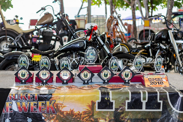 24th Phuket Bike Week 2018 14. April