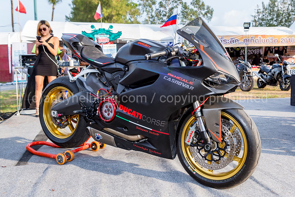 24th Phuket Bike Week 2018 20. April