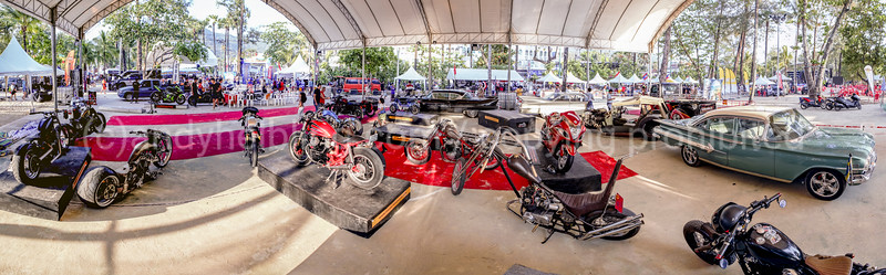 25th Phuket Bike Week 2019, 14. April