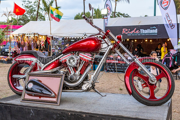 25th Phuket Bike Week 2019, 19. April