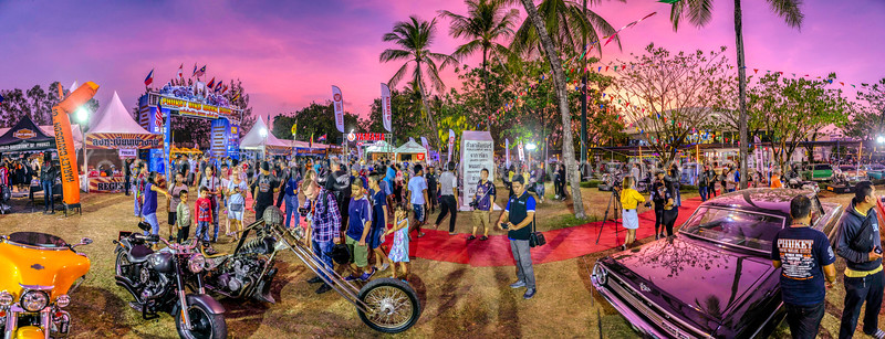 25th Phuket Bike Week 2019, 20. April
