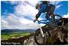 Jules Fincham of Cycle Wild Scotland nailing it again.