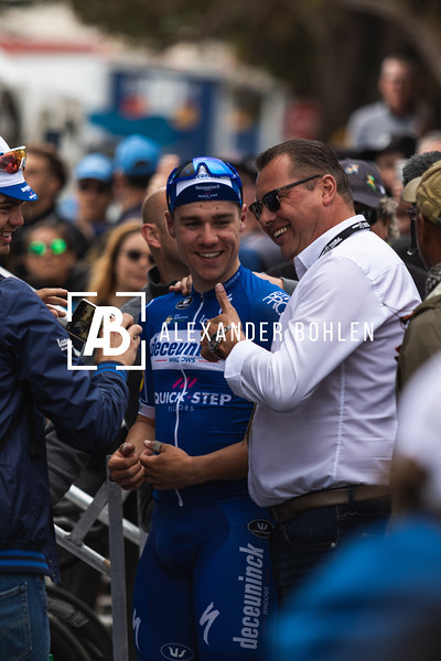 Amgen Tour of California 2019 rides finishes the 4th stage in Morro Bay, CA on May 15th, 2019.