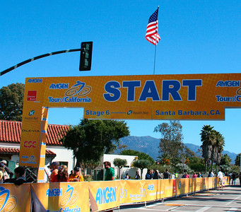 Stage 6: Santa Barbara to Santa Clarita, one of the longest stages (105 miles or 170Kms)with 4 climbs.