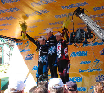 1. Levi Leipheimer (USA), Discovery, 29:40.44 2. Jens Voigt (G), CSC, at 0:18 3. Jason McCartney (USA), Discovery, at 0:24