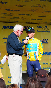 Levi wins the Time Trial in Solvang