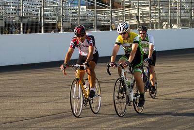 Racing at NHMS: July 19, 2012