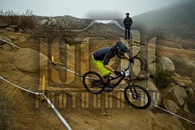 SouthridgeUSA Downhill Mountain Biking Race at Southridge Park in Fontana, CA