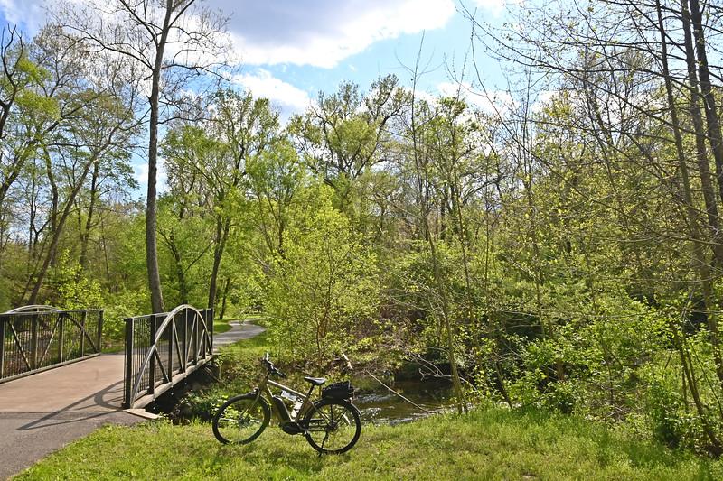 Busch Greenway Trail, Saint Charles, MO