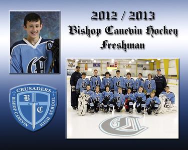 2012-2013 Bishop Canevin Hockey