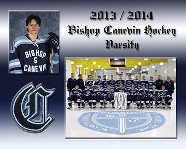 2013-2014 Bishop Canevin Hockey