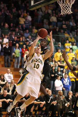 NDSU vs. Oakland 2008, Men's