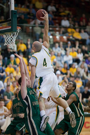 NDSU vs. Utah Valley State Men's BB