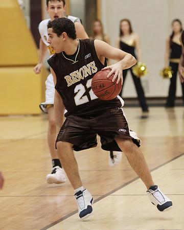 Bison Men's Basketball 2007/08