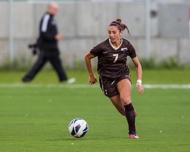 Bison Women's Soccer 2014