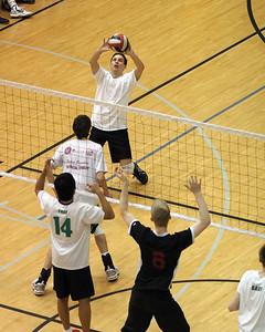 Bison U17 Boys Volleyball 2007