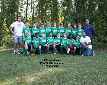 Fall Soccer, Bivalve 2008