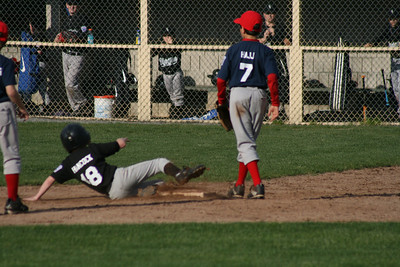 Black Sox V. Firemen, 5/18/09 (W6-4)