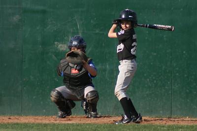Black Sox scrimmage, 4/11/10