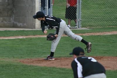 Black Sox v VFW, 4/20/10, W 12-3