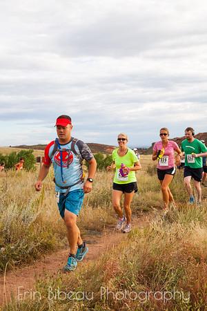 2015 Black Squirrel Half Marathon