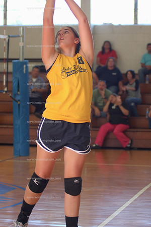 Bladen5 volleyball 10/7/2014