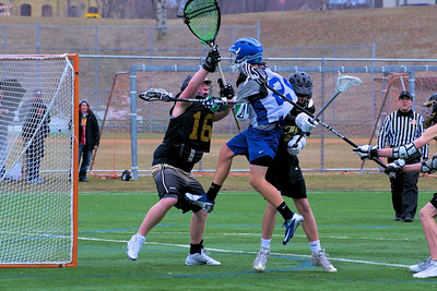 Blake JV Lacrosse 2013