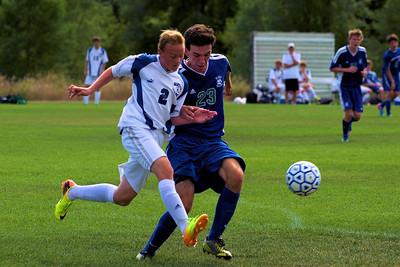 Blake JV Soccer 2013