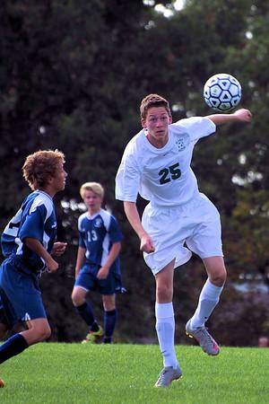 Blake JV Soccer Fall 2012