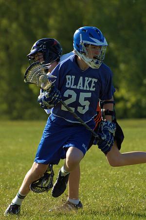 Blake MS Lacrosse Spring 2010