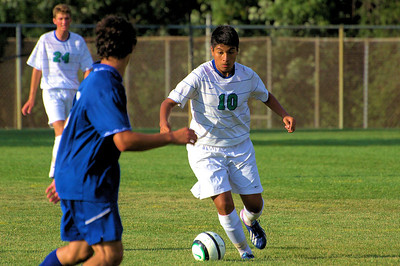 Blake Varsity Soccer 2013