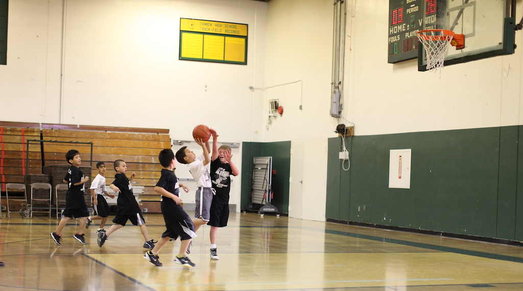 Ethan's double header against the Mavericks and T-wolves.  Both wins