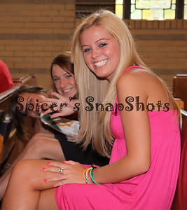 BSS 8th grade Graduation 5/29/09