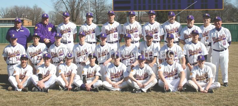 BHS Varsity Baseball Team 1