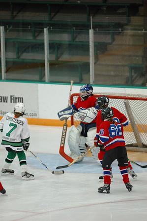Girls U12 B vs Edina 11/2/2008