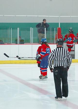 Girls U12 vs Burnsville 2/22/2009