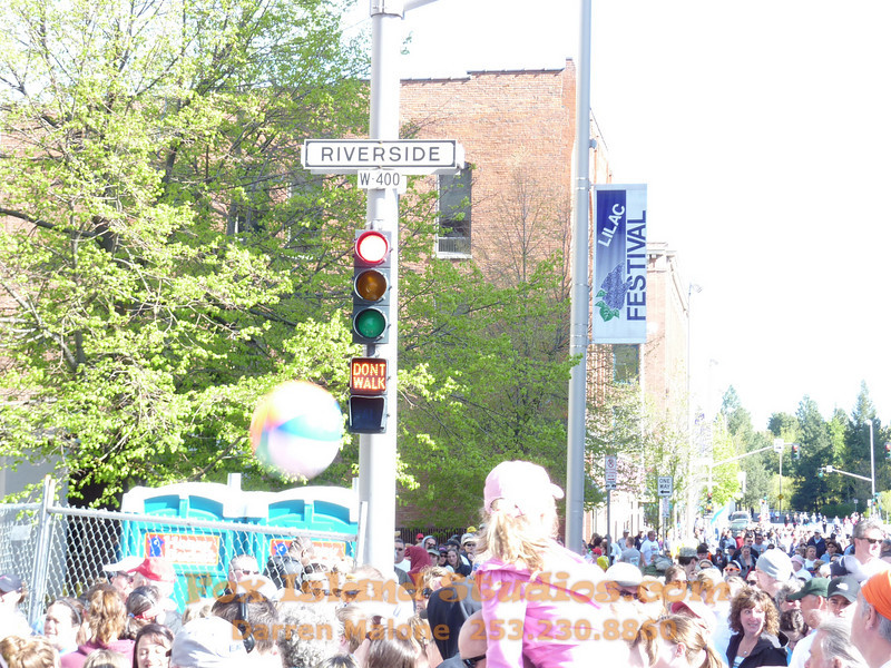 Bloomsday Run Spokane WA Sister Sharon Nieces Alex Dani Taylor 026