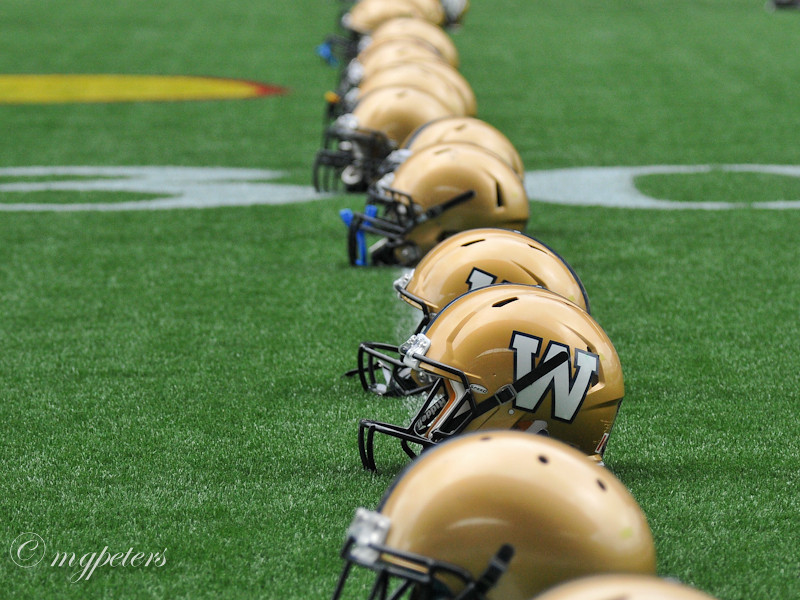 Helmets Ready