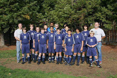 Blue Devils 2008 Team Photos