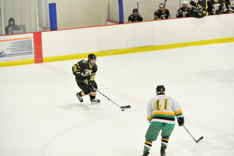Blue Point Hockey game